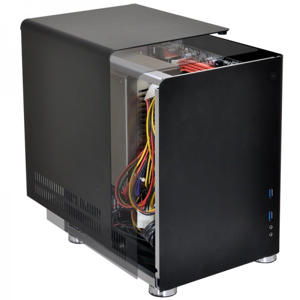 Lian Li PC-Q01B Test - 1