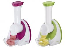 Test Eismaschinen - SILVERCREST® Sorbet Maker SSM 200 A1