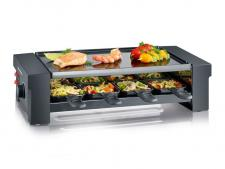 Test Raclette - SEVERIN Raclette-Grill RG 2687 - Pizza meets Raclette