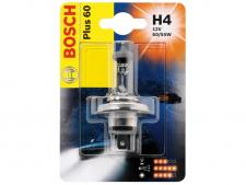 Test BOSCH Autolampe H4 Plus 60%