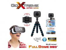Test GoXtreme 360° Kamera GoXtreme Full Dome Full HD