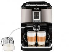 Test Krups Kaffeevollautomat EA880E One-Touch-Cappuccino