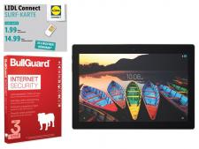 Test Tablets - Lenovo TAB3-X70L 10 Business Tablet + BullGuard Security + Surf Karte