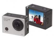 Test Camcorder - DENVER Full-HD Action-Cam mit Wifi mit Display ACT-5030W