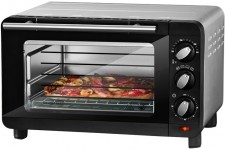 Test Pizzaöfen - Lidl Silvercrest Mini-Backofen SGB 1200 A1