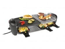 lidl silvercrest grill raclette im test. Black Bedroom Furniture Sets. Home Design Ideas