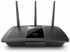Test WLAN-Router - Linksys EA7500