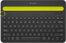 Test Tastaturen - Logitech Multi-Device Keyboard K480