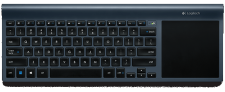 Test Maus-Tastatur-Kombinationen - Logitech Wireless All-in-One Keyboard TK820