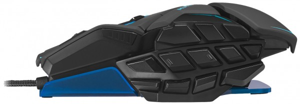 Mad Catz M.M.O. TE Gaming Mouse Test - 1