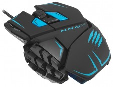 Test Eingabegeräte - Mad Catz M.M.O. TE Gaming Mouse