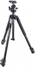 Test Aluminium-Stative - Manfrotto MK190X3-BH