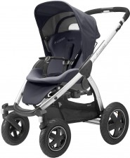 Test Kinderwagen - Maxi-Cosi Mura Plus 4