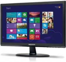 Test Monitore bis 20 Zoll - Medion Akoya P54029 (MD 20329)