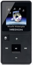 Test MP3-Player bis 16 GB - Medion LIFE E60063 (MD 84008) MP3-Player