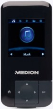Test MP3-Player bis 50 Euro - Medion Life E60073 (MD 84356)