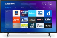 Test Smart-TVs - Medion Life X16015 (MD 31174)