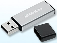 Test USB-Sticks mit USB 3.0 - Medion P81162 (MD87266)