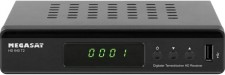 Test HDTV-Receiver - Megasat HD 640 T2