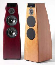 Test Standlautsprecher - Meridian DSP-5200