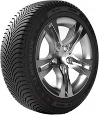 Test Winterreifen - Michelin Alpin 5 (205/55 R16H)