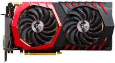 Test Grafikkarten - MSI GTX 1070 Gaming X