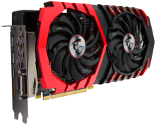 Test Grafikkarten - MSI RX 480 Gaming X 8G