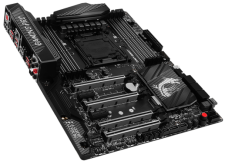 Test Günstige Mainboards - MSI X99A Gaming Pro Carbon