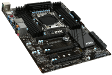 Test ATX-Mainboards - MSI X99A Raider