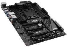 Test Günstige Mainboards - MSI X99S SLI Plus