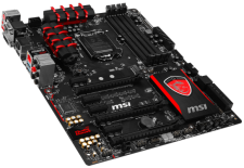 Test Günstige Mainboards - MSI Z97A Gaming 6