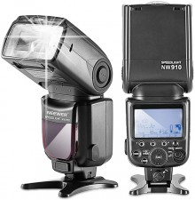 Test Neewer Speedlight NW910