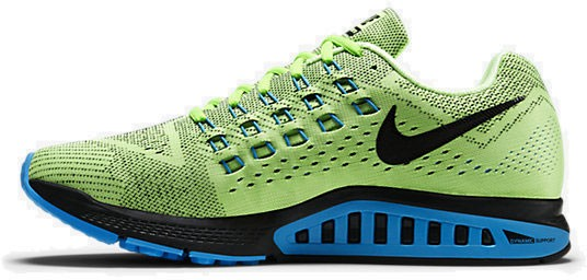 Nike Air Zoom Structure 18 Test - 1