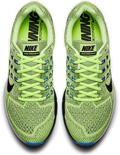 Nike Air Zoom Structure 18 Test - 4