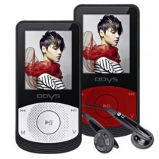 Test MP3-Player bis 50 Euro - Odys Pulse