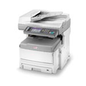Test LED-Drucker - OKI MC860