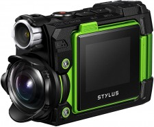Test Action-Cams - Olympus Tough TG-Tracker