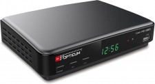Test HDTV-Receiver - Opticum LION HD 265