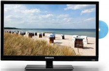 Test Mini-Fernseher - Orion CLB24B450DS