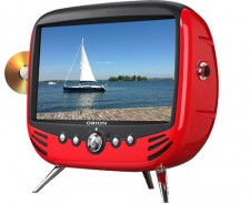 Test Mini-Fernseher - Orion Retro CLB22RT500D