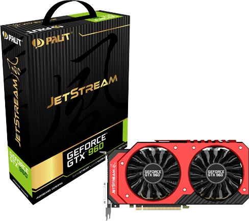 Palit GTX 960 Jetstream 4 GB Test - 1