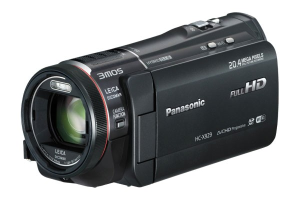 Panasonic HC-X929 Test - 2