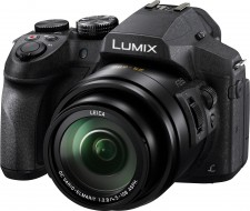 Test Bridgekameras mit Sucher - Panasonic Lumix DMC-FZ300