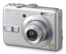 Test Digitalkameras bis 6 Megapixel - Panasonic Lumix DMC-LS60
