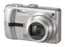 Test Digitalkameras bis 6 Megapixel - Panasonic Lumix DMC-TZ2