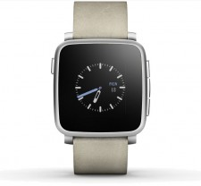 Test Smartwatches - Pebble Time Steel