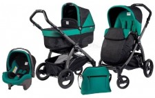 Test Kinderwagen - Peg Perego Book Pop-Up