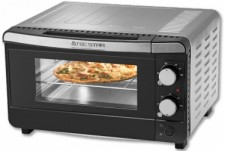 Test Pizzaöfen - Penny Tec Star Mini-Toastofen
