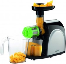 Test Entsafter - Petra electric Slow Juicer FG 20.07