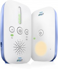Test Babyphone - Philips Avent SCD501/00